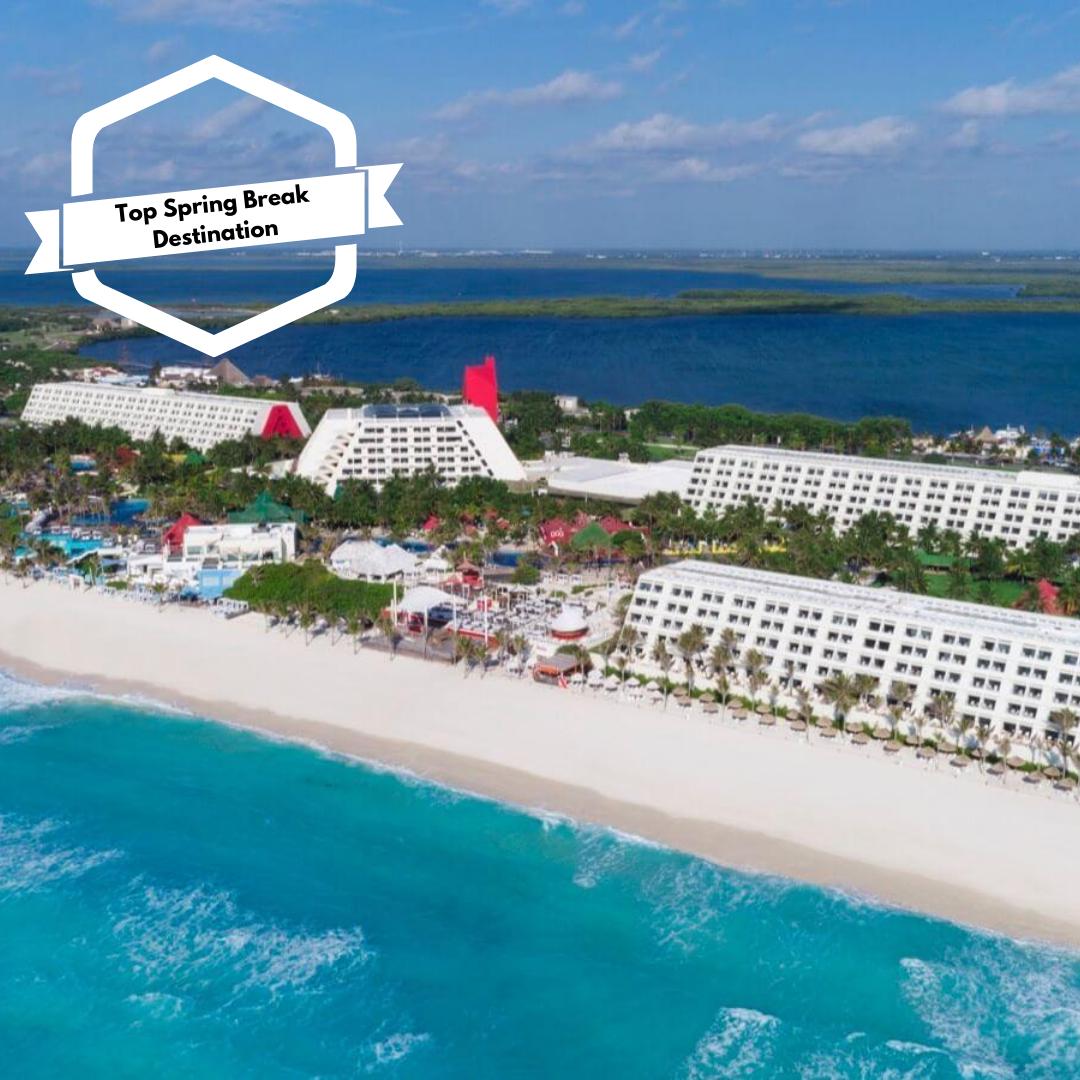 Cancun 2021 spring break deals